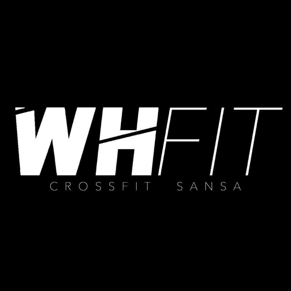 Logo WHFIT - Sansa